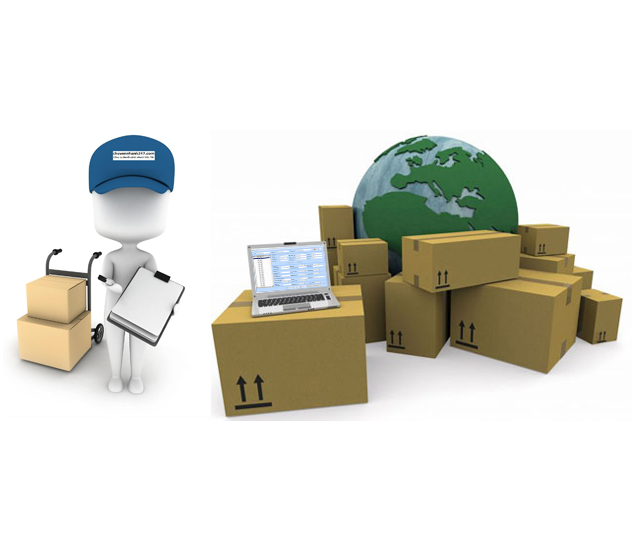 Quy trình của GPS Global với 4 bước đơn giản, rất nhanh chóng, việc chuyển và nhận đã hoàn thành