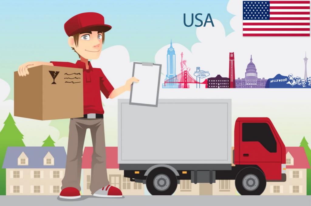 Gửi hàng đi Mỹ bao nhiêu 1kg?